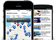 Travelzoo mobile apps